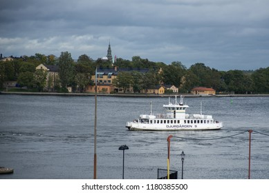 Types of residential area Stockholm, Sweden September 25, 2015