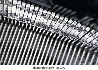 Typewriter Strikers
