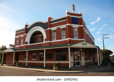Typical Australian Pub (Public Bar)