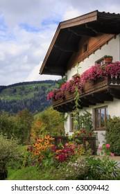Typical Austrian architecture