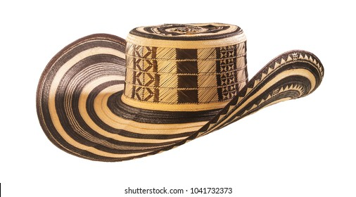 typical colombian hat