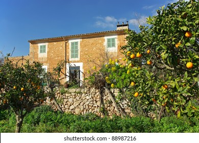 Typical Country House in Majorca (Balearic Islands - Spain)