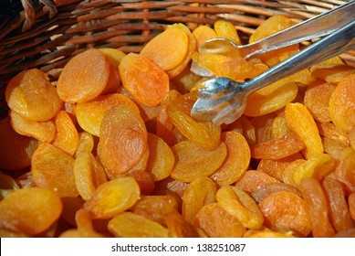 Typical Dry Apricots from Majorca (Spain)