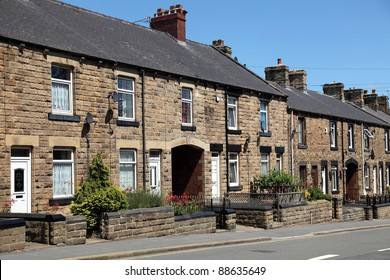 Typical english street,uk
