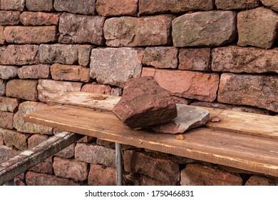 typisch deutscher Sandsteinbau