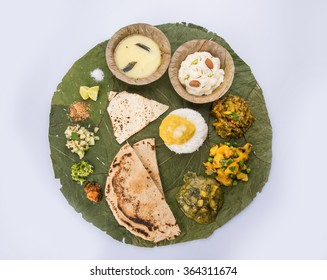 Maharashtrian Food Images, Stock Photos & Vectors | Shutterstock