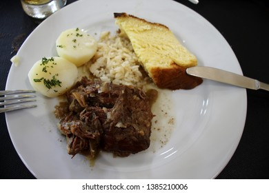 Typical Portuguese and Azorean dish
