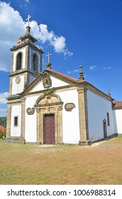 Typical Portuguese Catholic Church