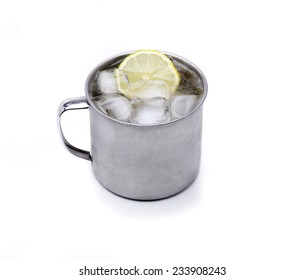 typical Russian cocktail, invented in the war for soldiers
