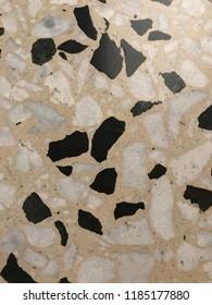 Typical texture floor