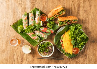 A typical Vietnamese cuisine powere