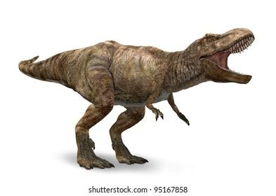 Tyrannosaurus Rex Roaring