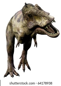 Tyrannosaurus searching