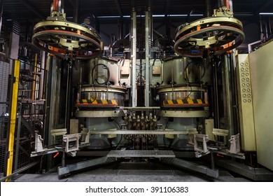 tyre production machine
