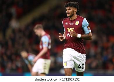Tyrone Mings of Aston Villa - Aston Villa v Manchester City, Carabao Cup Final, Wembley Stadium, London, UK - 1st March 2020