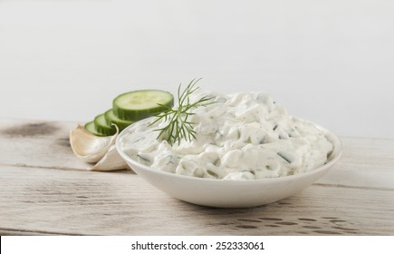 tzatziki Greek spread
