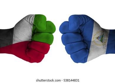 UAE vs NICARAGUA