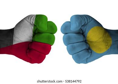 UAE vs PALAU