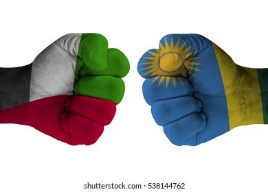 UAE vs RWANDA