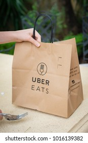 uber eats home delivery
