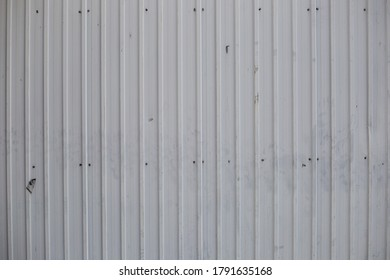 Ubran white steel texture background