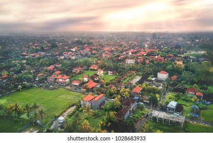 Ubud From the Sky