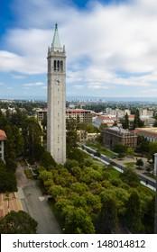 UC Berkeley Campanile Esplanade