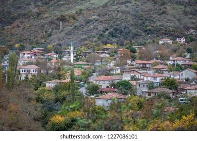 Ucmakdere village, Tekirdag, Turkey.