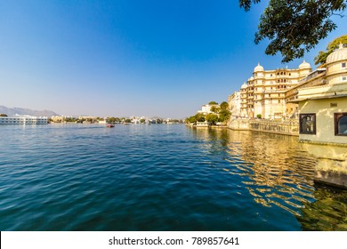 Udaipur City Palace is one of the architectural marvels, located on the banks of Lake Pichola. This majestic City Palace is the most-visited tourist attraction of Udaipur, Rajasthan, India, Asia.