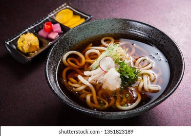 Udon in a bowl