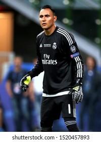 UEFA Champions League Final - Real Madrid vs Atletico -  Milan - Stadio San Siro - 28/05/2016 Keylor Navas