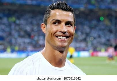 UEFA Champions League Final - Real Madrid vs Atletico -  Milan - Stadio San Siro - 28-05-2016 Cristiano Ronaldo