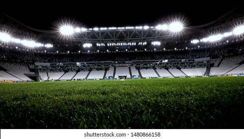 juventus stadium images stock photos vectors shutterstock https www shutterstock com image photo uefa champions league juventus v ajax 1480866158