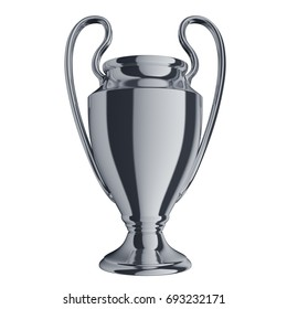 Champions League Trophy Vector Champion Cup Im...
