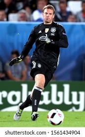 UEFA Euro 2016 - Germany vs Italy -  Bordeaux - Stade de Bordeaux - 02/07/2016 Manuel Neuer
