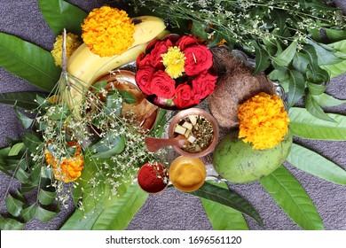 Ugadi telugu new year andhrula pachadi