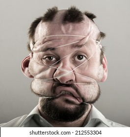 Ugly Face Images Stock Photos Vectors Shutterstock Download in under 30 seconds. https www shutterstock com image photo ugly man 212553304