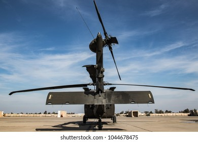 UH-60 Blackhawk Military Helicopter