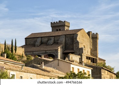 Ujue medieval village