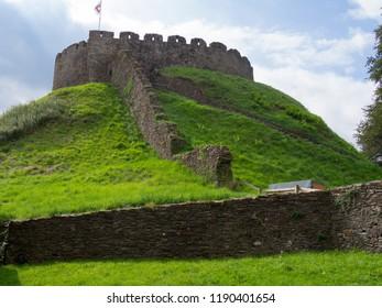 uk, england, Devon, Totnes castle