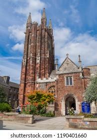 uk, england, Devon, Totnes St Mary church