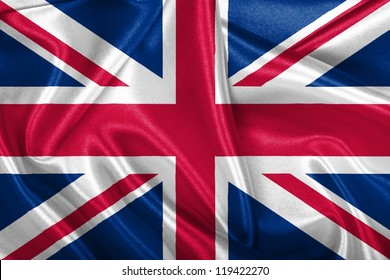 UK national flag.