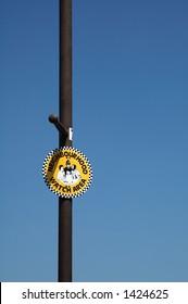 UK Neighbourhood watch sign