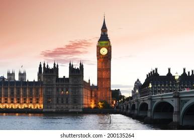 UK Parliament, London