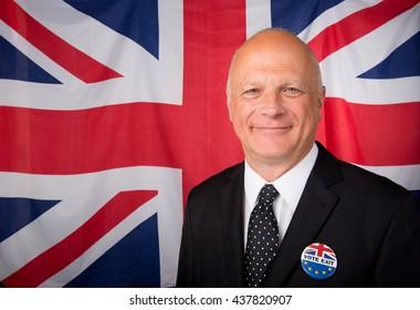 UK Patriotism - Vote Exit - EU Referendum
