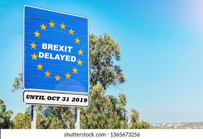 UK is set to extend leaving the EU via Article 50 until October 31st, 2019 - BREXIT.