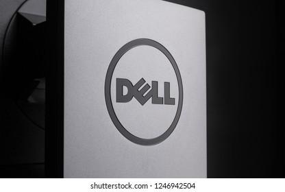 Ukraine, Kiev – October 31 : Dell monitor back on [date] in Amman