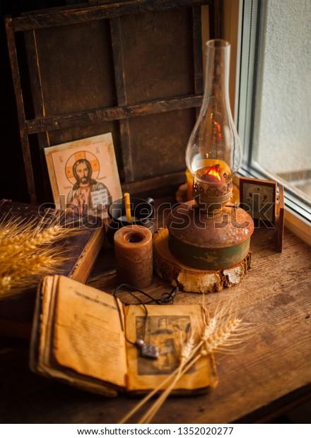 Ukraine Kyiv February 24 2019 Religious Stock Photo (Edit Now