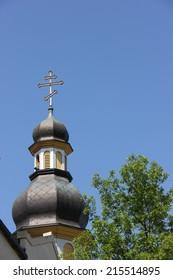 Ukrainian orthodox church, Winnipeg Canada