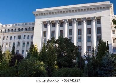 Ukrainian presidential residence in Kiev